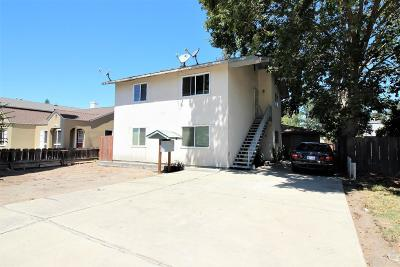 Oakdale Multi Family Home For Sale: 636 West G Street