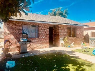 Modesto Single Family Home For Sale: 1129 Imperial Ave