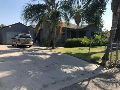 Stockton Single Family Home For Sale: 640 North F Street