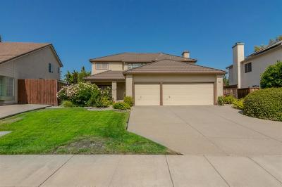 Tracy Single Family Home For Sale: 1423 Egret Drive