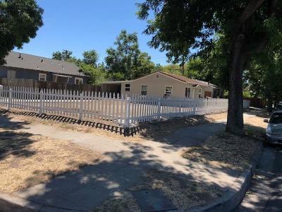 Modesto Multi Family Home For Sale: 102 Sunset Blvd