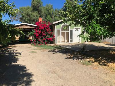 Dunnigan CA Single Family Home For Sale: $225,400