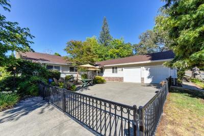 Citrus Heights Single Family Home For Sale: 5534 Kingswood Drive