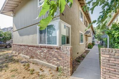 Sacramento Multi Family Home For Sale: 3222 2nd Avenue