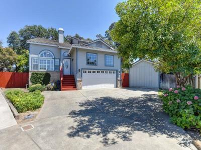 Antelope, Citrus Heights Single Family Home For Sale: 7764 Heathston Court