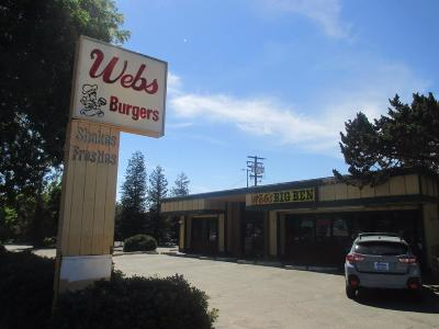 Modesto Commercial For Sale: 1524 Yosemite Boulevard