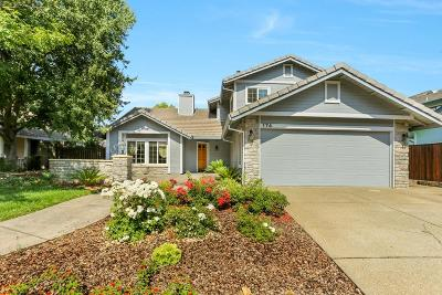 Folsom Single Family Home For Sale: 174 Chadwick Way