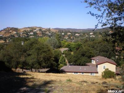 El Dorado Hills CA Residential Lots & Land For Sale: $55,000