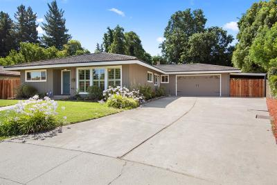 Sacramento Single Family Home For Sale: 7197 Reichmuth Way