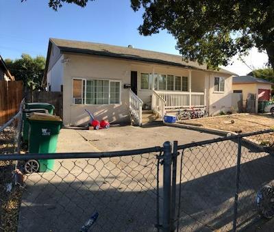 Stockton Single Family Home For Sale: 1622 Julian Street