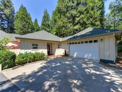 Pollock Pines Single Family Home For Sale: 3803 Garnet Road