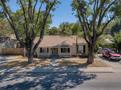 Modesto Multi Family Home For Sale: 1320 West Roseburg Avenue