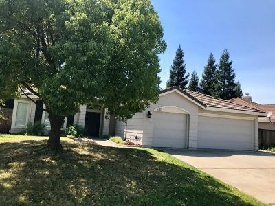 Roseville Single Family Home For Sale: 1219 Canevari Dr