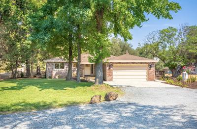 Loomis Single Family Home For Sale: 4298 Barton Road