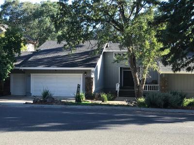 Rancho Murieta Single Family Home For Sale: 6400 Camino Del Lago