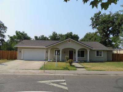 Sacramento Single Family Home For Sale: 550 Wilson Avenue