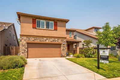 Rancho Cordova Single Family Home For Sale: 4016 Branigan Lake Way