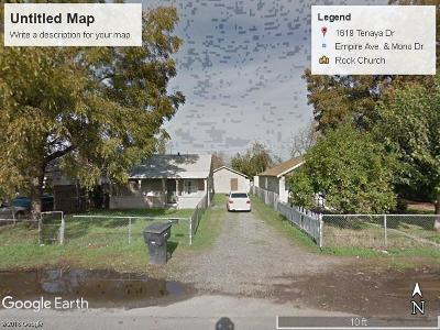 Modesto Single Family Home For Sale: 1619 Tenaya Drive