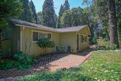 Grass Valley Single Family Home Active Rel. Clause: 15225 Meadow Drive