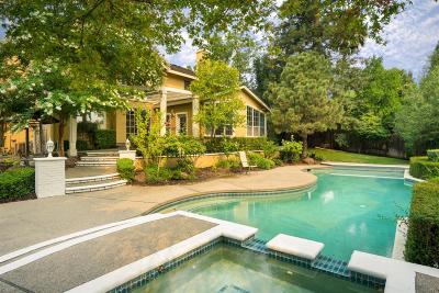 Granite Bay CA Single Family Home For Sale: $849,000