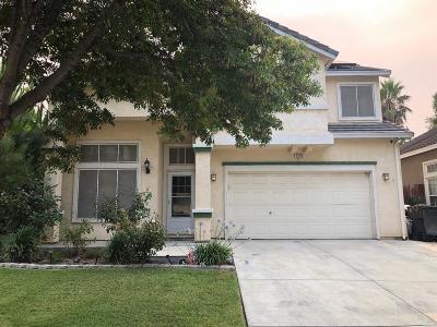 Tracy Single Family Home For Sale: 1370 Heatherfield Way