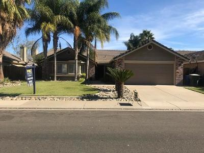 Ceres Single Family Home For Sale: 3004 Larrynell Drive