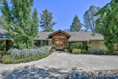 Grass Valley Single Family Home For Sale: 10601 Mountain View Court