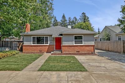Sacramento Single Family Home For Sale: 2735 63rd Street