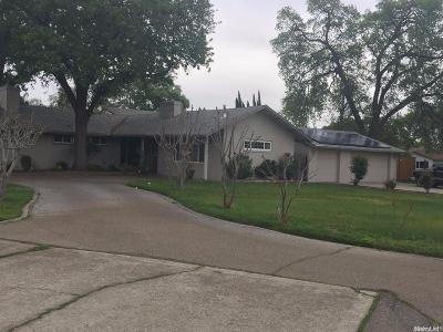 Stockton Single Family Home For Sale: 9149 Connie Avenue