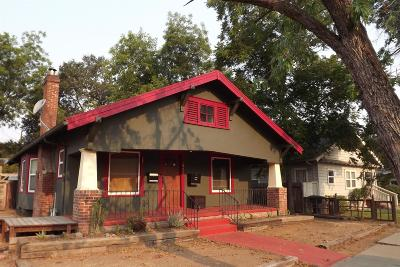 Single Family Home For Sale: 1723 North Center Street