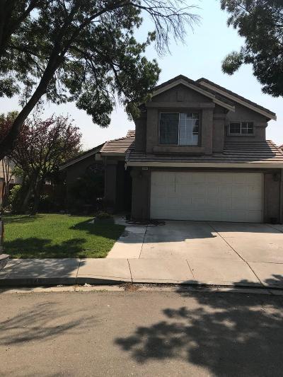 Newman Single Family Home For Sale: 1348 Barrington Avenue