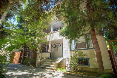 Sacramento Multi Family Home For Sale: 605 T Street #607
