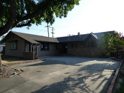 Modesto Single Family Home For Sale: 1609 Linwood Drive