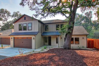 Fair Oaks Single Family Home For Sale: 5643 Illinois Avenue