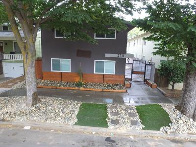 Sacramento County Multi Family Home For Sale: 2711 F Street