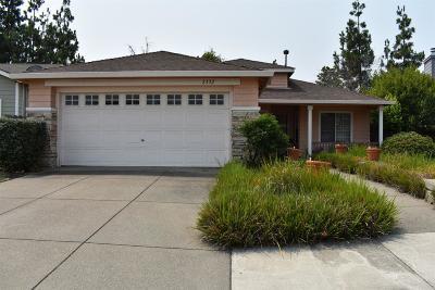 Stockton Single Family Home For Sale: 2332 Napoleon Street