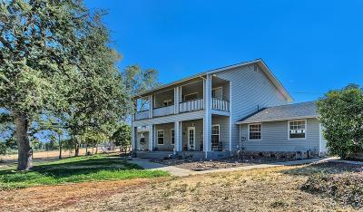 Wallace CA Single Family Home For Sale: $695,000