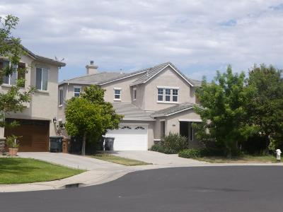 Elk Grove Single Family Home Active Short Cont.: 10227 Funchal Court