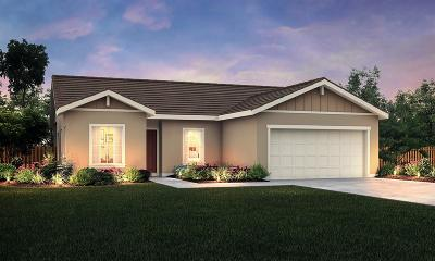 Los Banos CA Single Family Home For Sale: $337,500