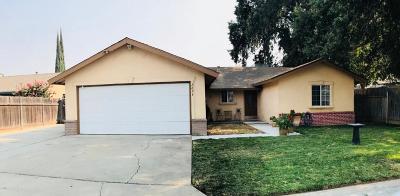 Riverbank Single Family Home For Sale: 2624 Sierra Street