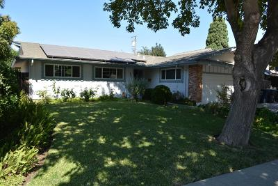 Tracy Single Family Home For Sale: 2941 Cabrillo Drive