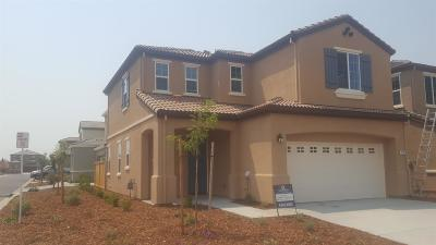 Roseville Single Family Home For Sale: 1201 Oakbriar Circle