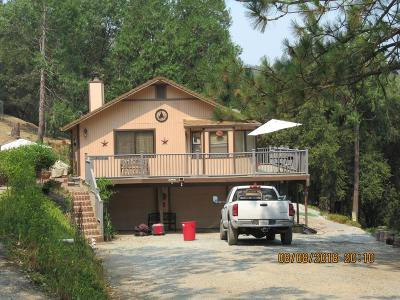 Placerville Single Family Home For Sale: 3120 Gopher Hole Rd