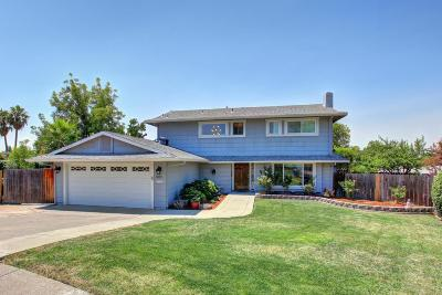 Fair Oaks Single Family Home For Sale: 5021 Deerpark