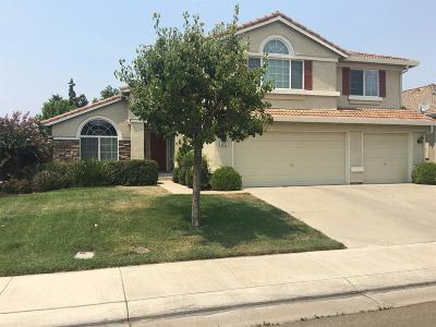 Stockton Single Family Home For Sale: 9559 Priscilla Lane