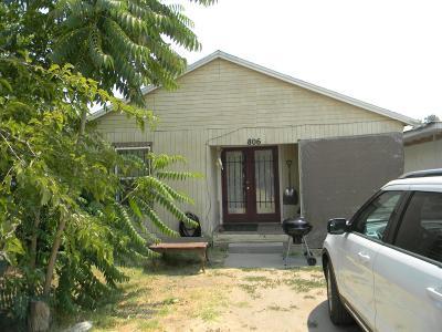 Modesto Single Family Home For Sale: 806 Benson Avenue
