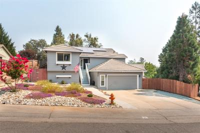 Diamond Springs Single Family Home For Sale: 3234 Grace Drive