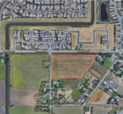 West Sacramento Residential Lots & Land For Sale: Marshall Rd