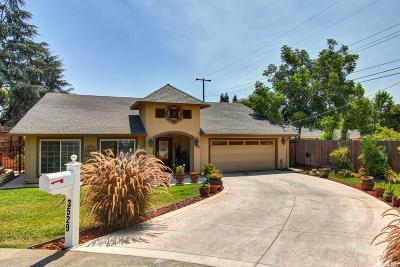 Carmichael Single Family Home For Sale: 3529 Condor Court