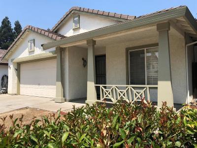 Rancho Cordova Single Family Home For Sale: 3427 Dixieland Way